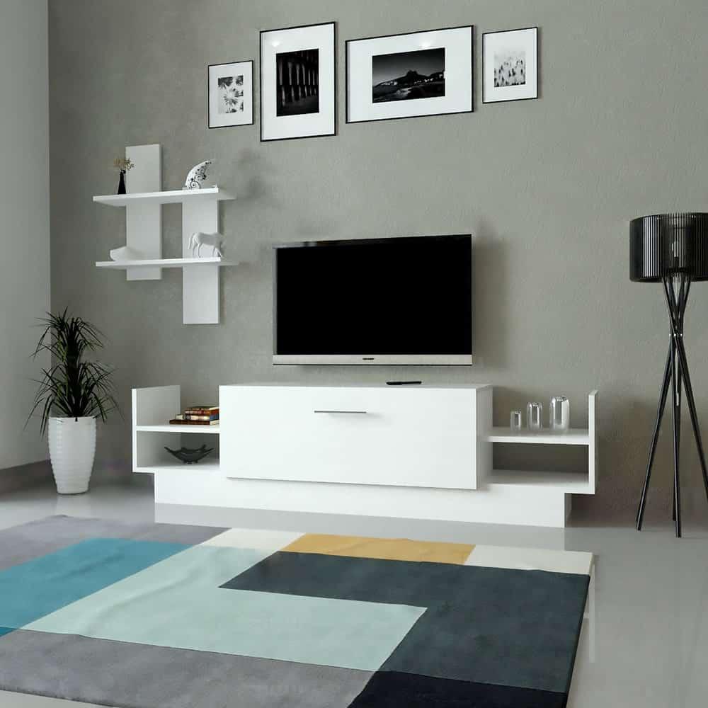 طاولة تلفزيون مودرن 139