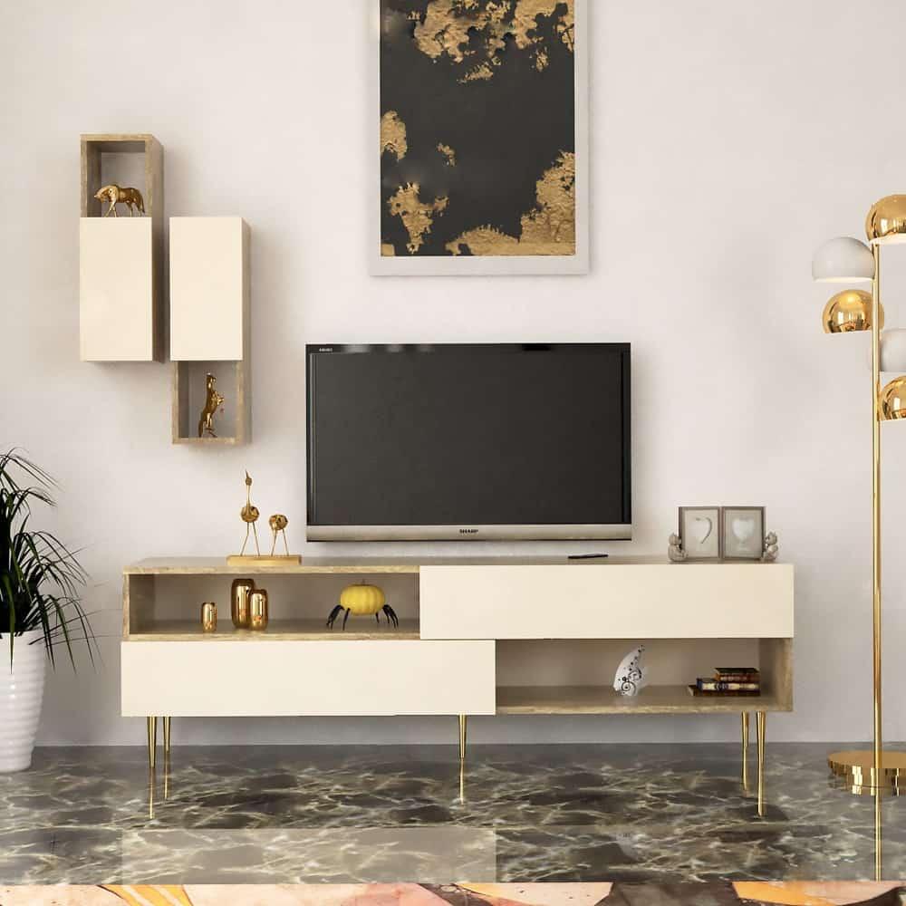 طاولة تلفاز لونين 164