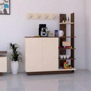ركن قهوة برفوف لونين 309